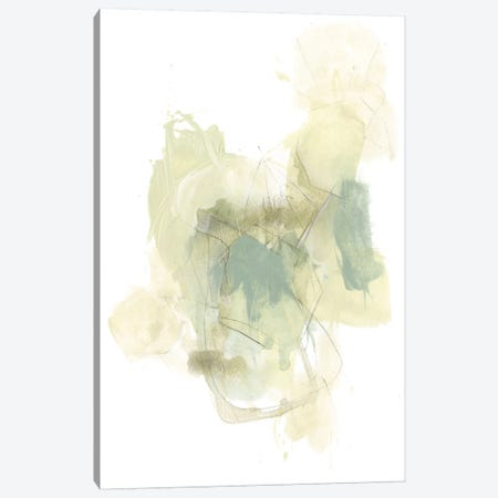 Fluid Integer I Canvas Print #JEV533} by June Erica Vess Canvas Wall Art