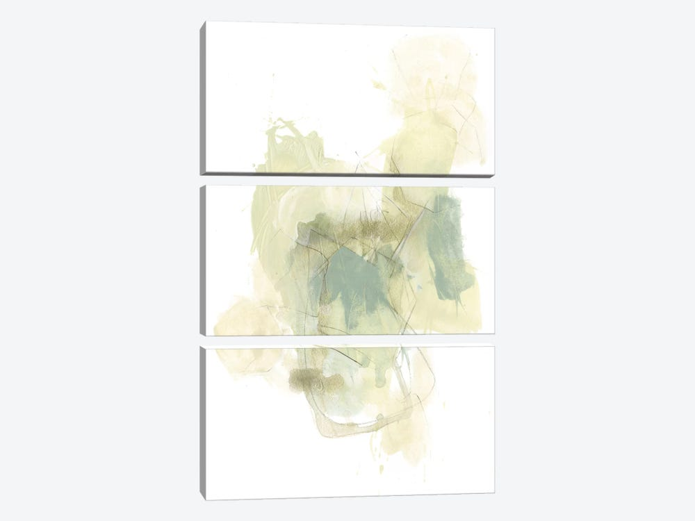 Fluid Integer I by June Erica Vess 3-piece Canvas Artwork