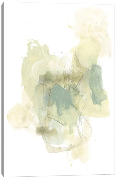 Fluid Integer I Canvas Art Print