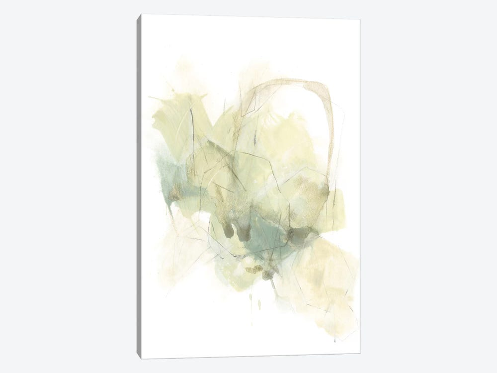 Fluid Integer II by June Erica Vess 1-piece Canvas Art Print