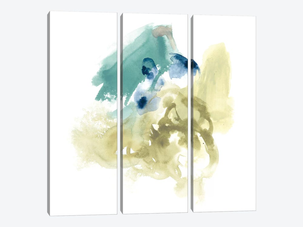 Integral Motion I by June Erica Vess 3-piece Canvas Art