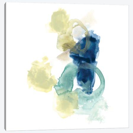 Integral Motion II Canvas Print #JEV560} by June Erica Vess Art Print