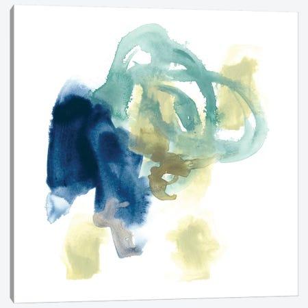 Integral Motion III Canvas Print #JEV561} by June Erica Vess Art Print