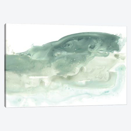 Liquid Landscape II Canvas Print #JEV572} by June Erica Vess Canvas Art