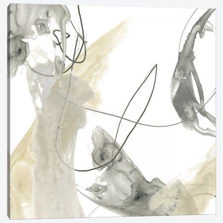 Monochrome Momentum I 3-Piece Canvas #JEV586} by June Erica Vess Canvas Art