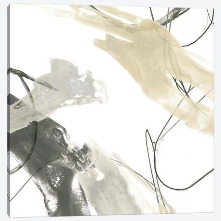 Monochrome Momentum IV Canvas Print #JEV589} by June Erica Vess Canvas Print