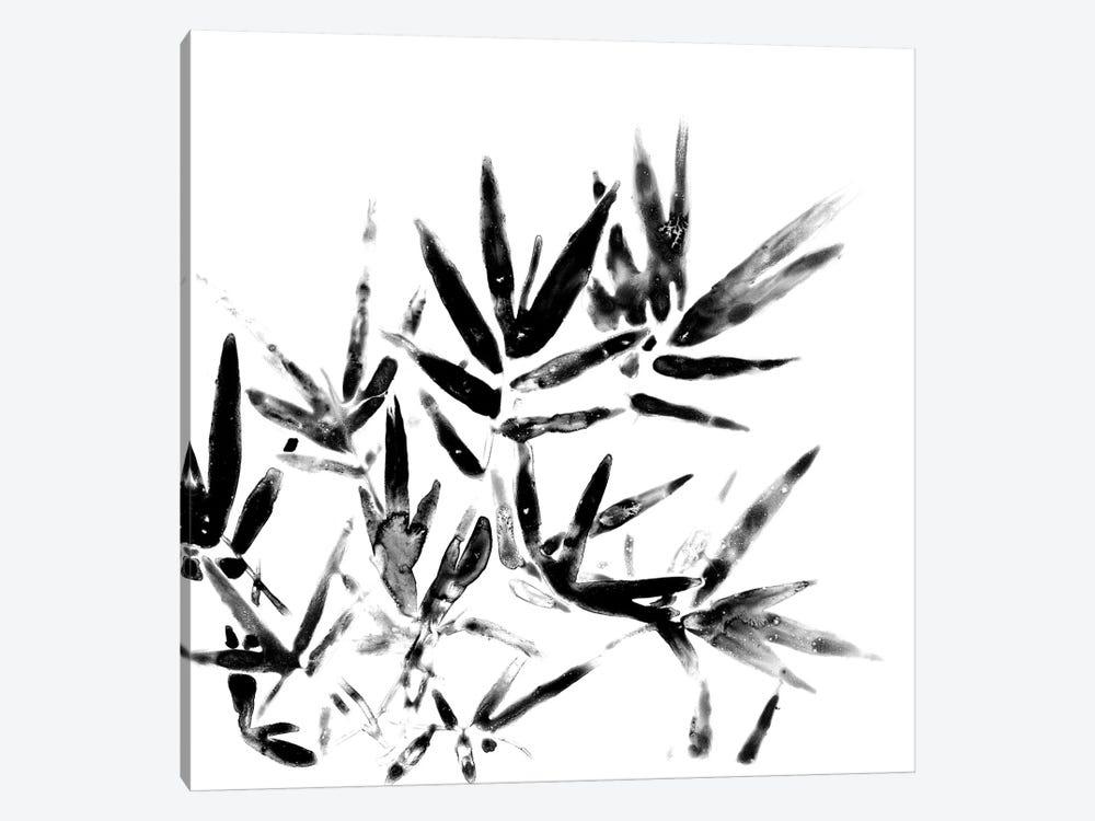 Monochrome Tropic VIII by June Erica Vess 1-piece Canvas Art Print