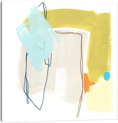 Adagio II Canvas Print #JEV59
