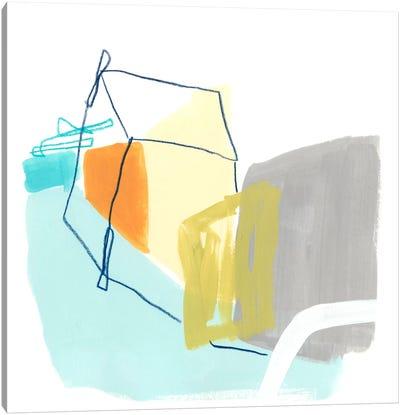 Adagio VI Canvas Print #JEV63