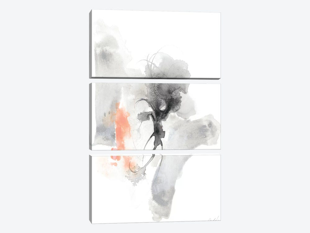 Swipe I by June Erica Vess 3-piece Canvas Print