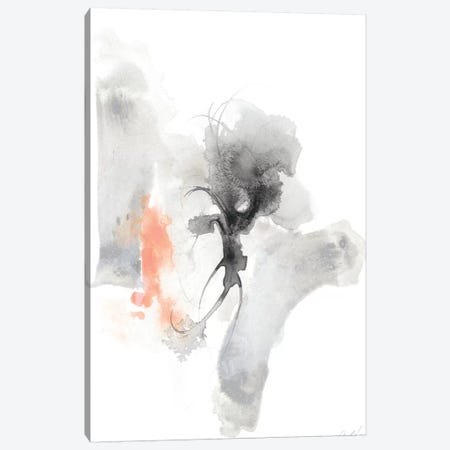 Swipe I Canvas Print #JEV647} by June Erica Vess Canvas Print