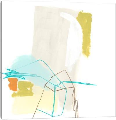 Adagio IX Canvas Print #JEV66