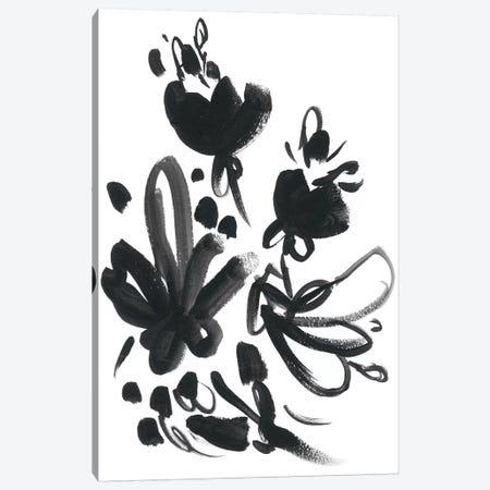 Cameo Bloom II Canvas Print #JEV722} by June Erica Vess Art Print