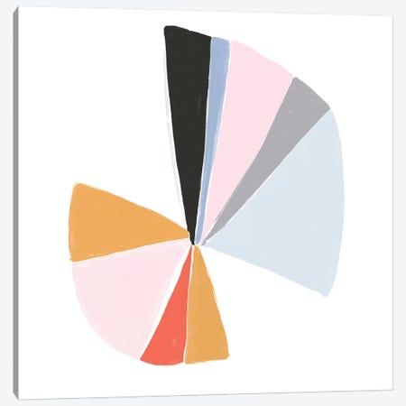 Color Wheel IV Canvas Print #JEV730} by June Erica Vess Canvas Art
