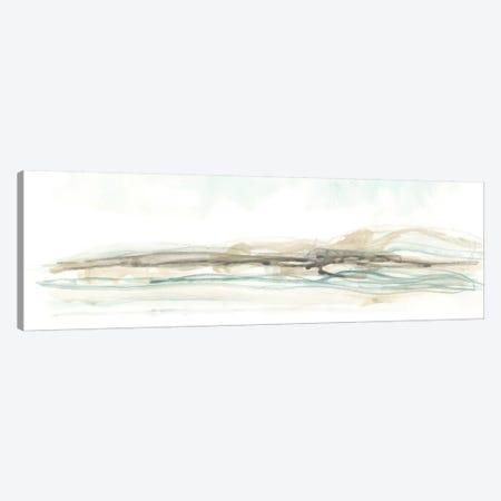 Liquid Hillscape II Canvas Print #JEV752} by June Erica Vess Canvas Wall Art