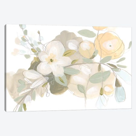 Planifolia II Canvas Print #JEV798} by June Erica Vess Canvas Art