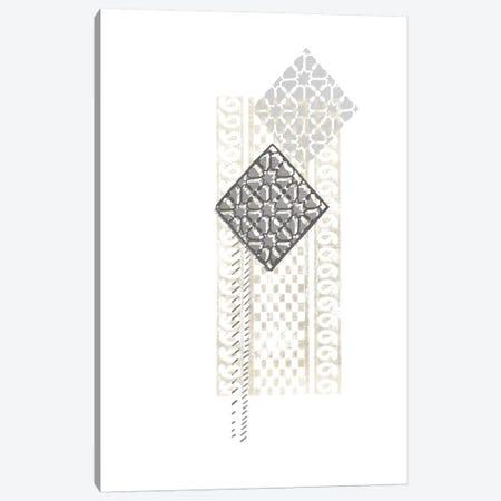 Block Print Composition I Canvas Print #JEV79} by June Erica Vess Canvas Print