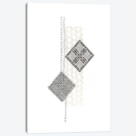 Block Print Composition III Canvas Print #JEV81} by June Erica Vess Canvas Wall Art