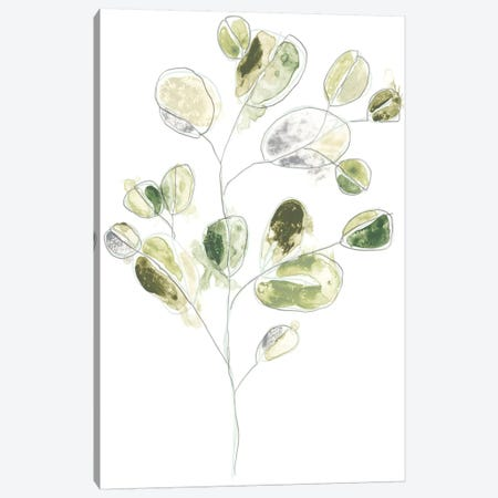 Sea Greens I Canvas Print #JEV825} by June Erica Vess Canvas Art Print