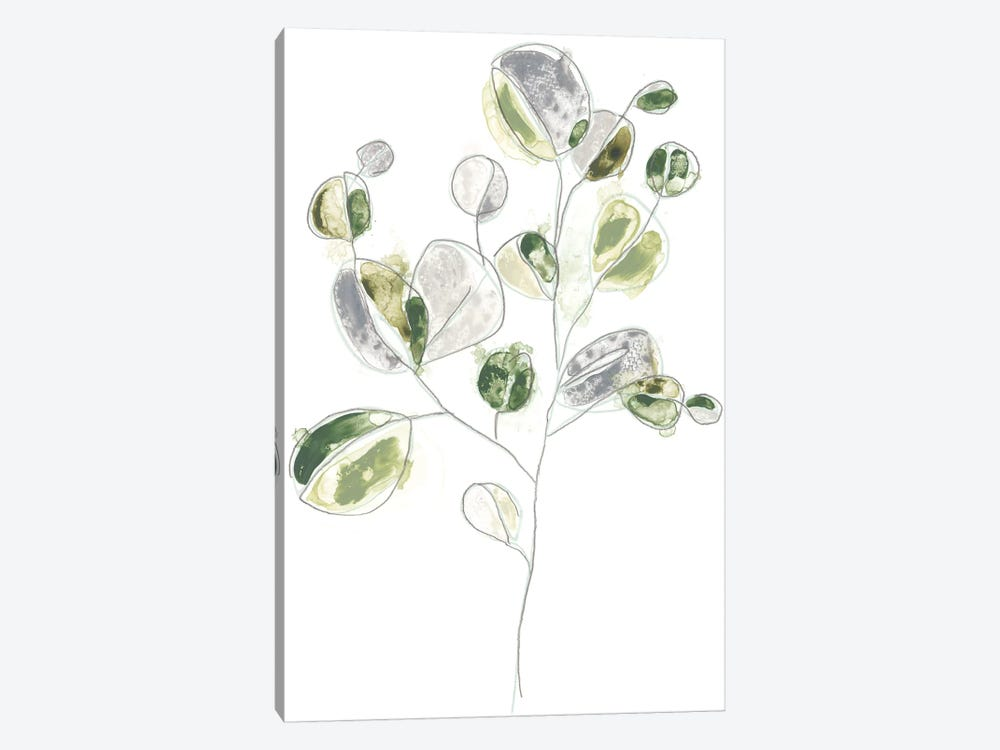 Sea Greens II by June Erica Vess 1-piece Art Print