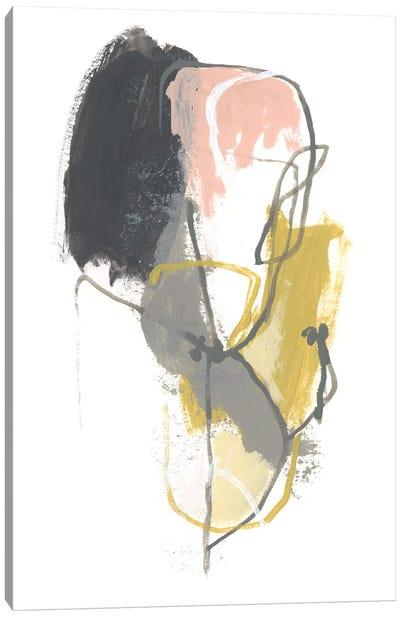 Seismic Breakdown II Canvas Art Print