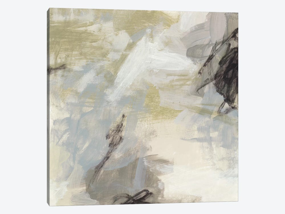 Abstract Vista I by June Erica Vess 1-piece Canvas Wall Art