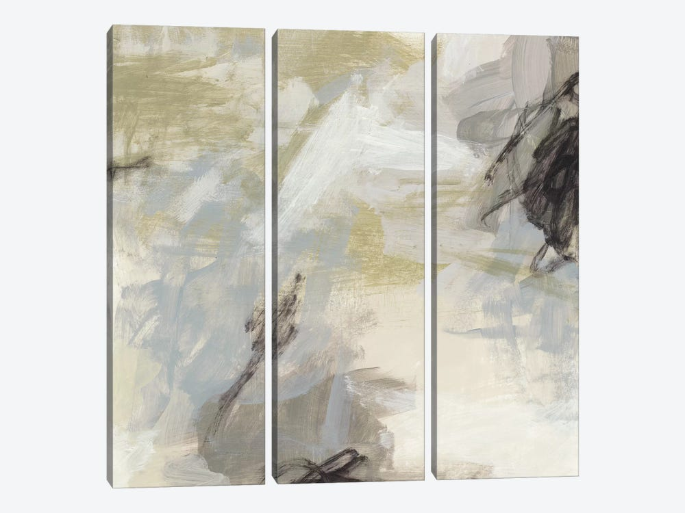 Abstract Vista I by June Erica Vess 3-piece Canvas Art