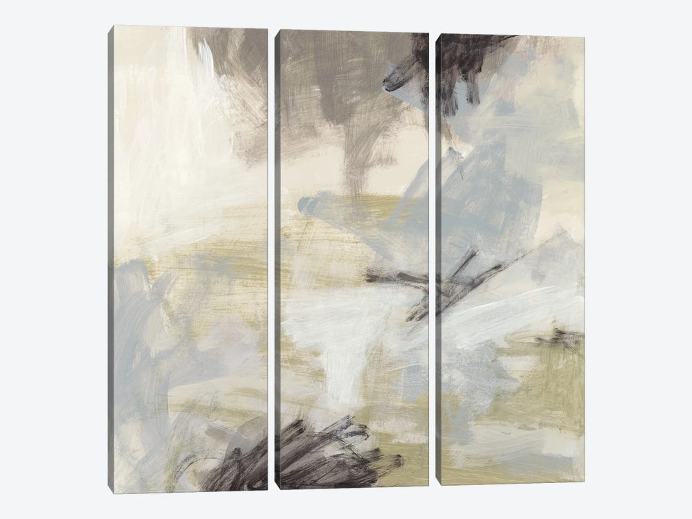 Abstract Vista II by June Erica Vess 3-piece Canvas Print