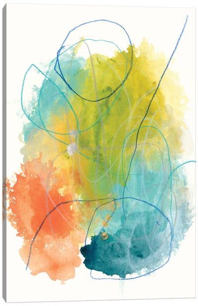 Chromatic Index I Canvas Art Print