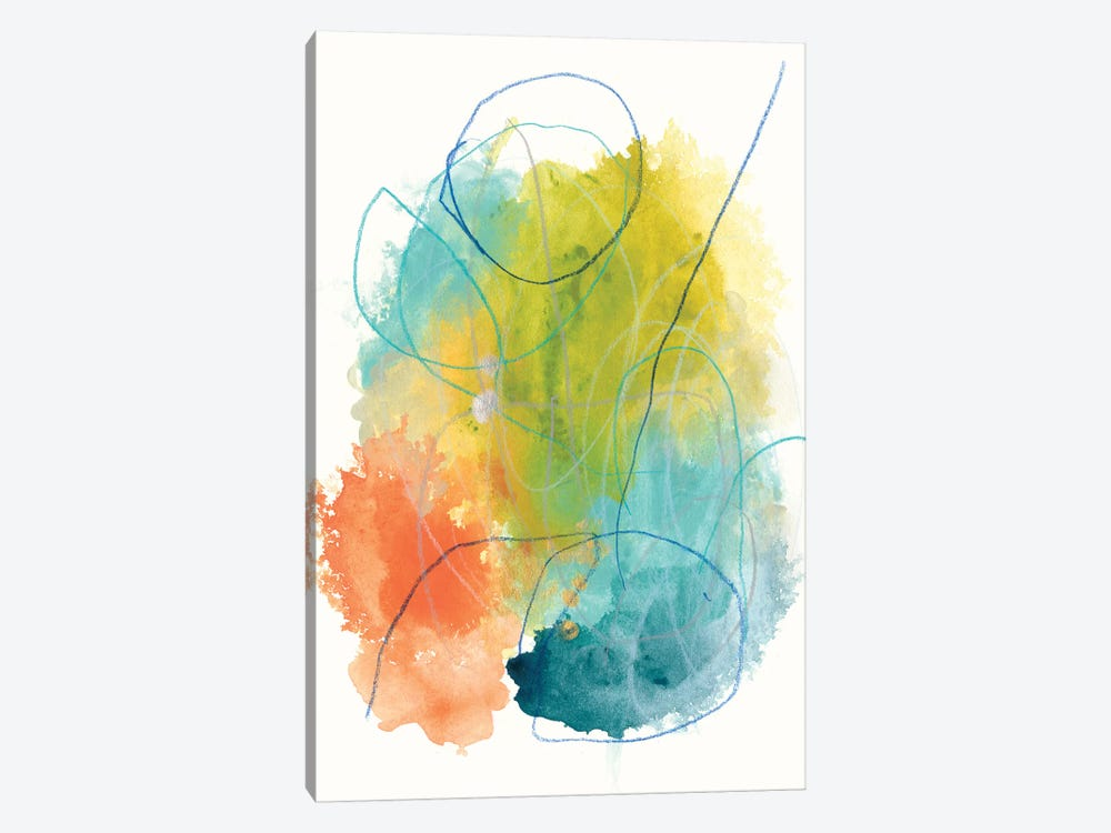 Chromatic Index I by June Erica Vess 1-piece Art Print
