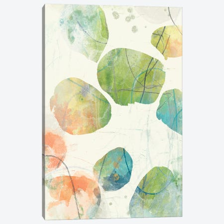 Color Motion III Canvas Print #JEV897} by June Erica Vess Canvas Artwork
