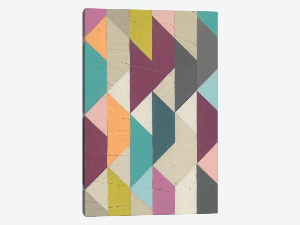 Confetti Prism V by June Erica Vess 1-piece Canvas Artwork