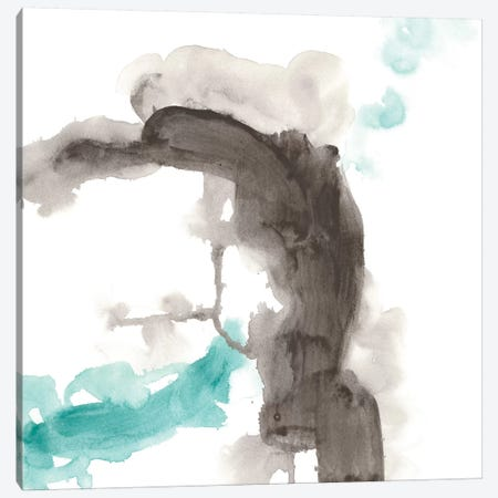 Direction Flow IV Canvas Print #JEV904} by June Erica Vess Canvas Artwork