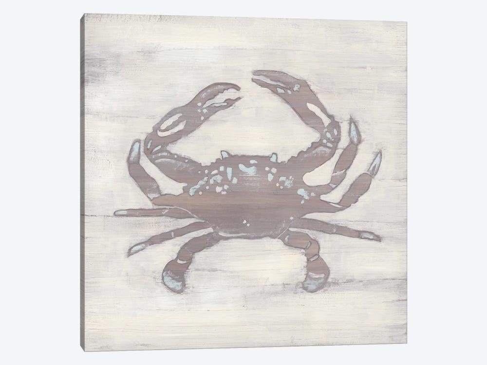 Driftwood Silhouette II by June Erica Vess 1-piece Canvas Art