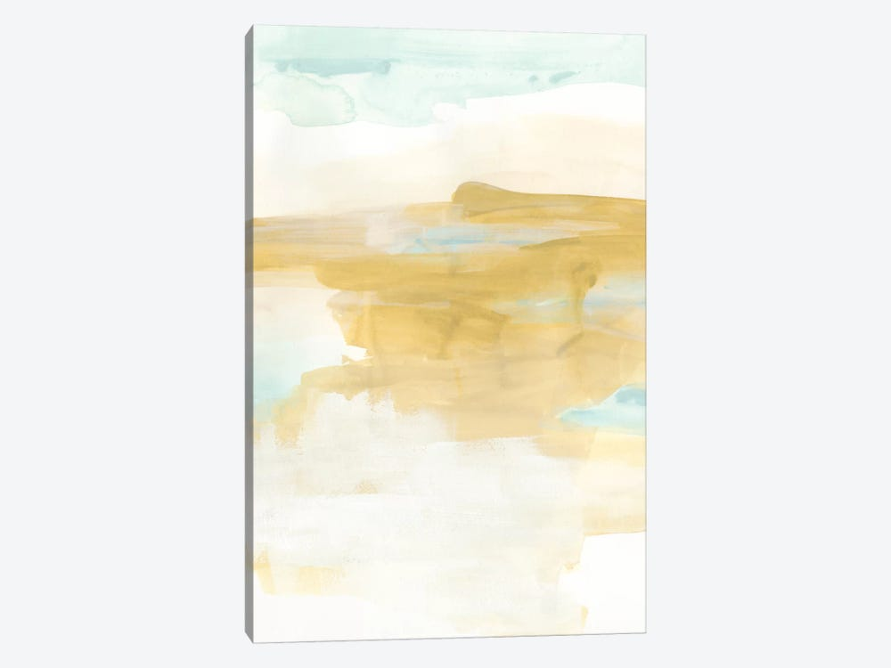 Citron Vista II by June Erica Vess 1-piece Canvas Art Print