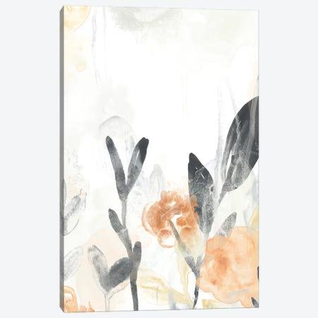 Garden Flow II Canvas Print #JEV918} by June Erica Vess Canvas Artwork