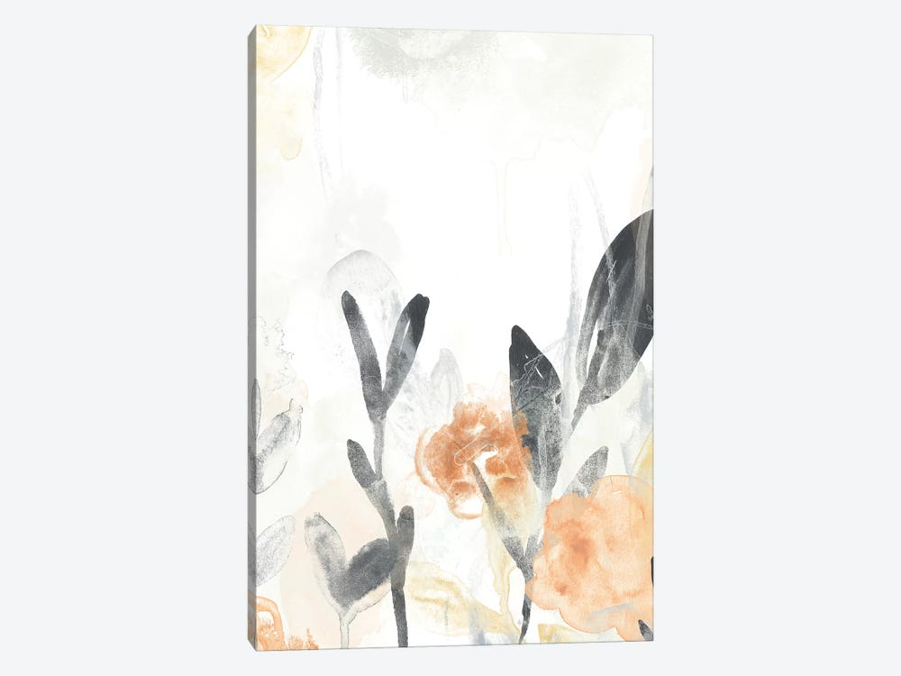 Garden Flow II by June Erica Vess 1-piece Canvas Art Print