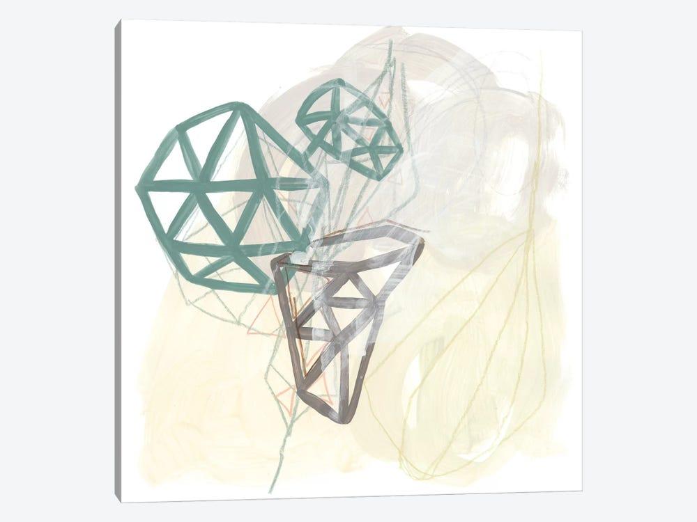 Infinite Object I by June Erica Vess 1-piece Canvas Art Print