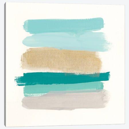 Palette Stack I Canvas Print #JEV955} by June Erica Vess Canvas Art Print