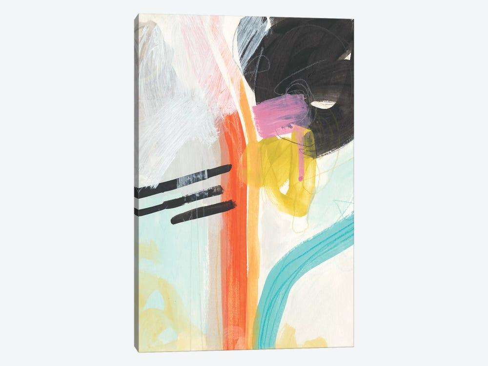 Rhythm Variations I by June Erica Vess 1-piece Canvas Art Print