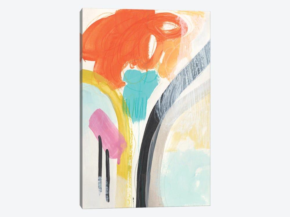Rhythm Variations II by June Erica Vess 1-piece Canvas Wall Art