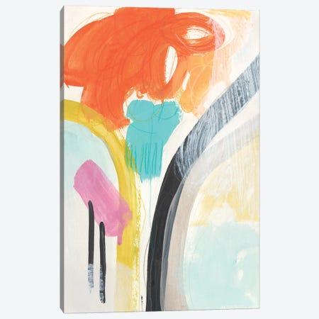 Rhythm Variations II Canvas Print #JEV962} by June Erica Vess Art Print