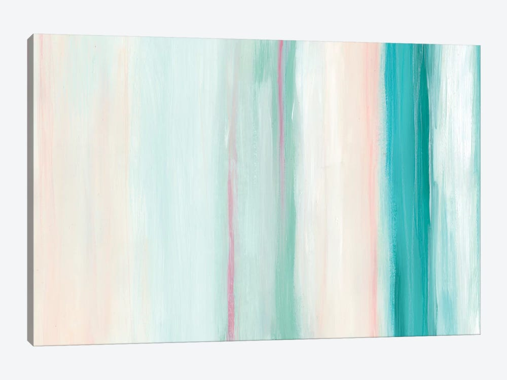 Seafoam Spectrum II 1-piece Canvas Art