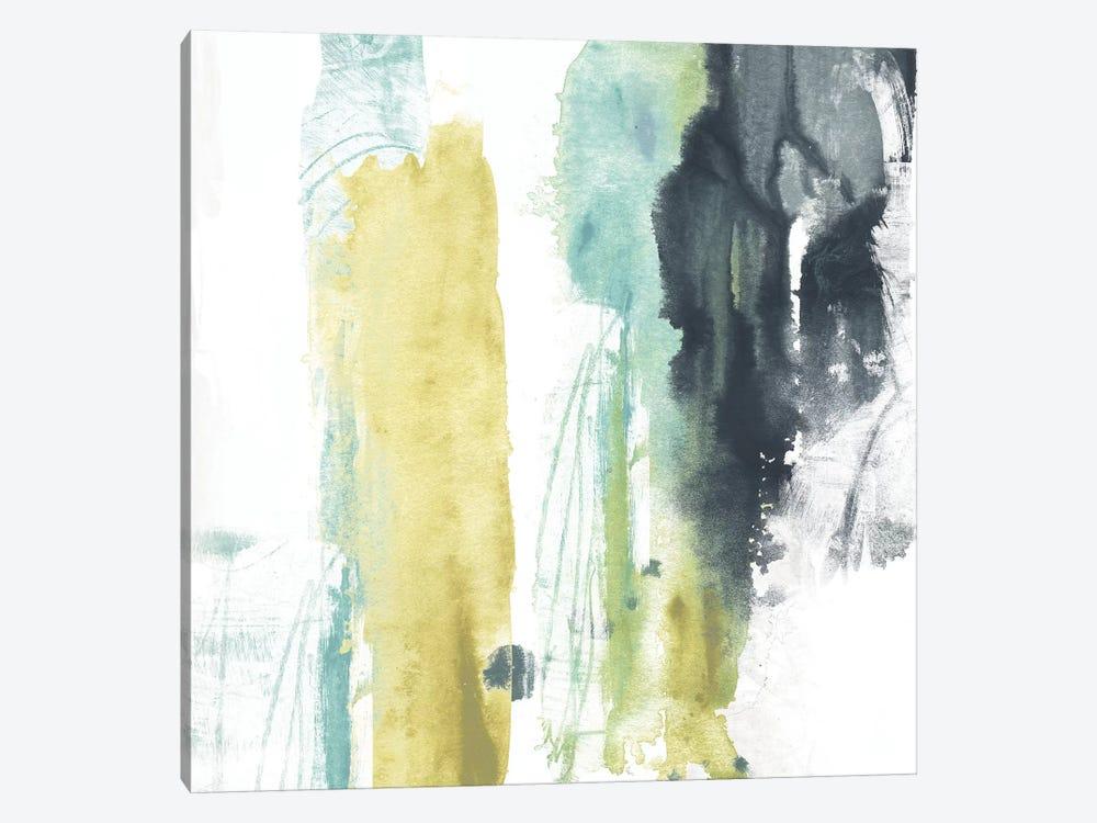 Vertical Split I by June Erica Vess 1-piece Canvas Print