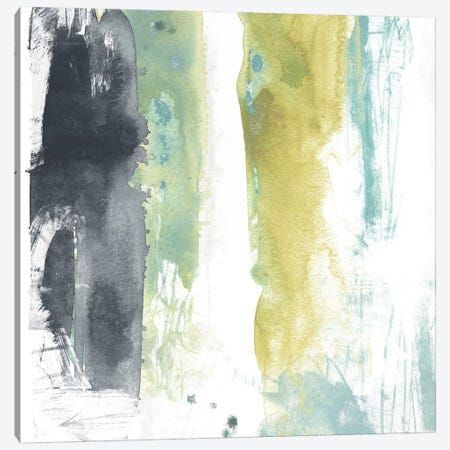 Vertical Split II Canvas Print #JEV982} by June Erica Vess Art Print
