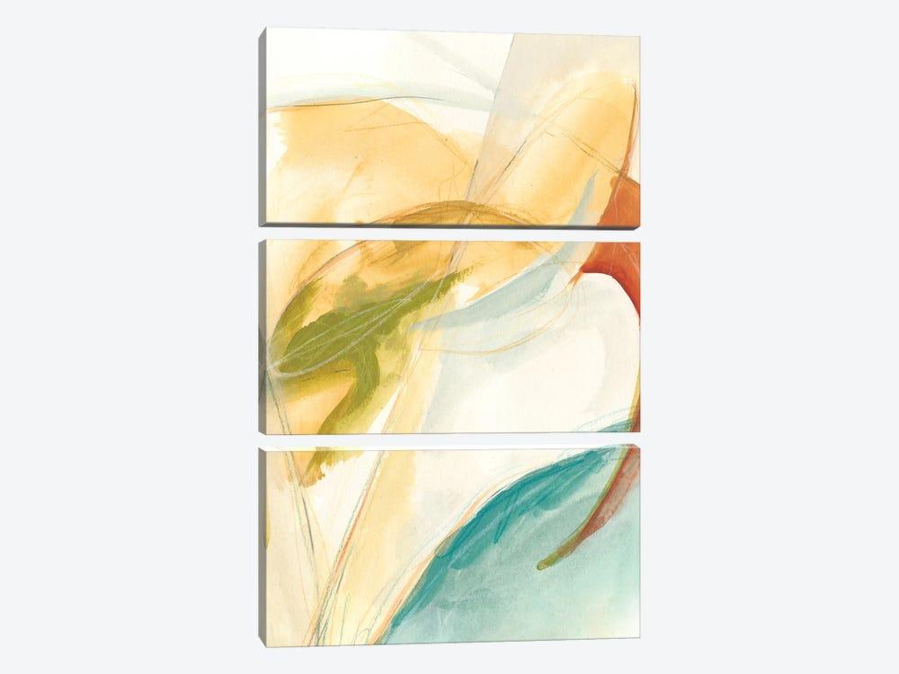 Vertigo II by June Erica Vess 3-piece Canvas Artwork