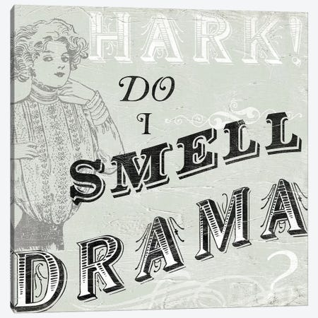 Victorian Snark I Canvas Print #JEV985} by June Erica Vess Canvas Wall Art