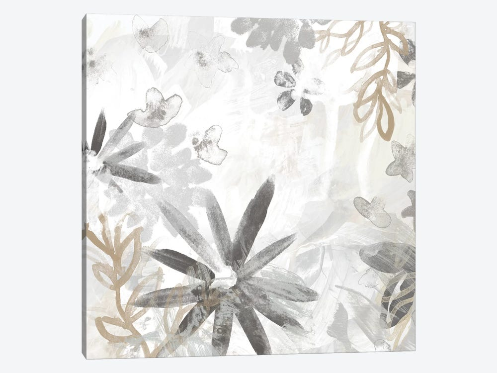 Winter Flora I by June Erica Vess 1-piece Canvas Artwork