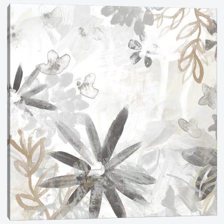 Winter Flora I Canvas Print #JEV991} by June Erica Vess Canvas Art