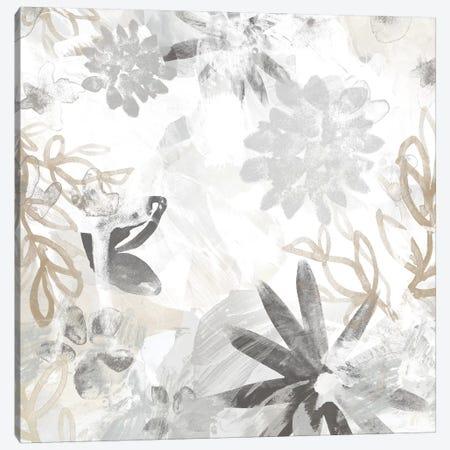 Winter Flora II Canvas Print #JEV992} by June Erica Vess Canvas Wall Art